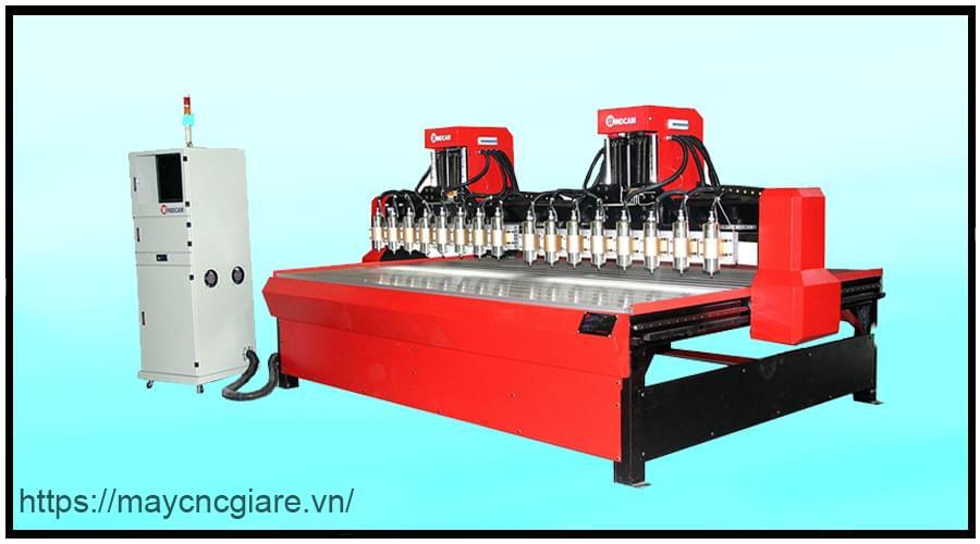 Máy CNC đục gỗ vi tính