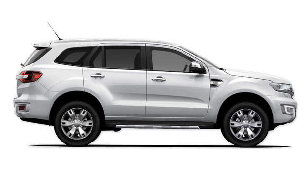 Ford New Everest Titanium 3.2L 4x4 AT