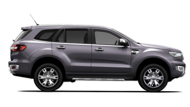 Ford New Everest Titanium 2.2L 4x2 AT