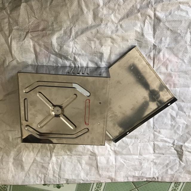 Gia công hộp đổi nguồn Inox