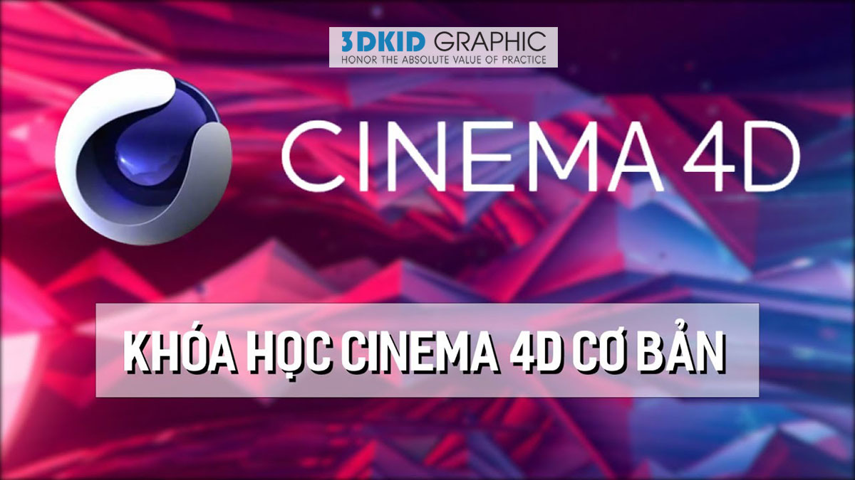 Khóa-học-Cinema-4D-cơ-bản-tphcm-3dkid