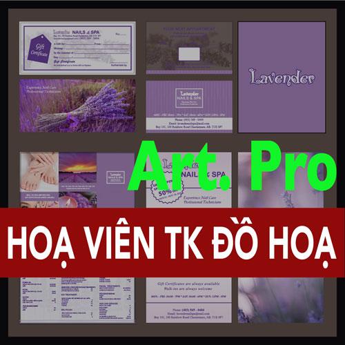 Thiết kế Đồ hoạ ART-PRO (6 tháng)