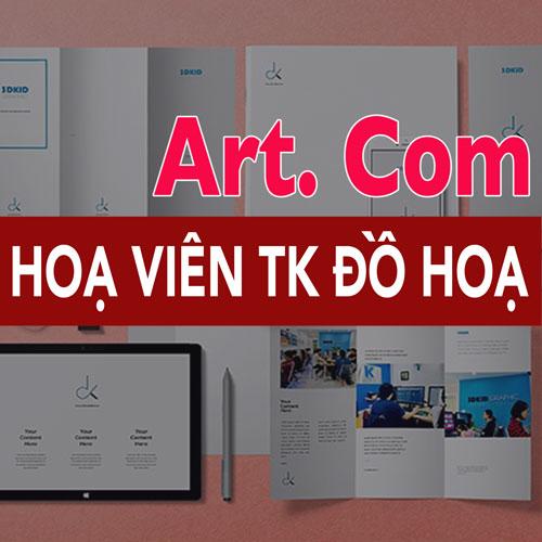Khóa học Thiết kế Đồ hoạ ART-COMBO (3 tháng)
