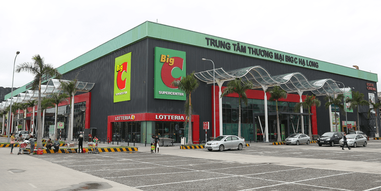 Big C Hạ Long