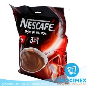 Cafe hòa tan / Nescafe 3 in 1 - (17g x 46)