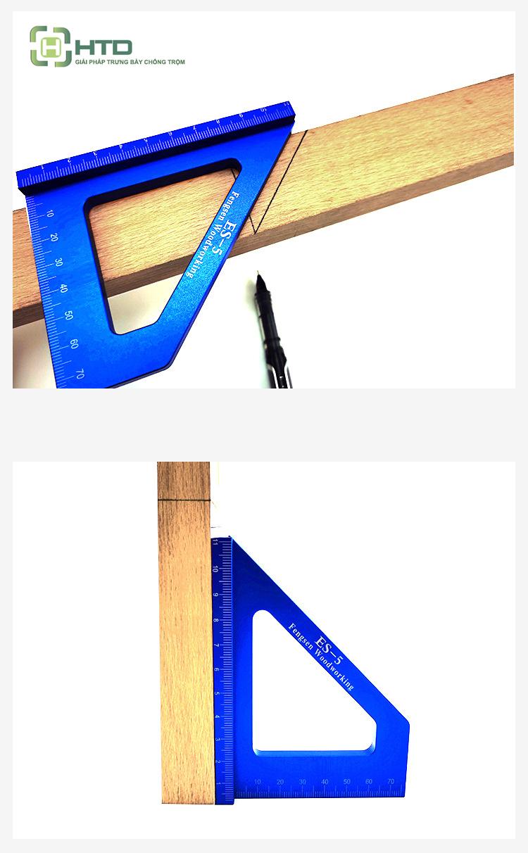 thước đo gỗ cạnh vuông