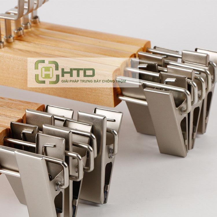 móc gỗ kẹp quần người lớn