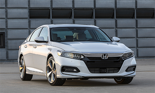 Honda Accord, Accord 2018