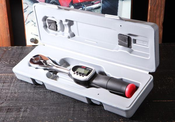 Cờ lê lực điện tử với đầu nối khẩu loại 1/2 inch, dải đo lực 17-85Nm