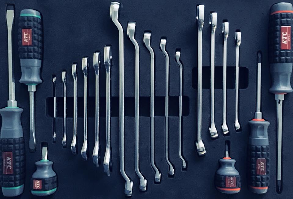 Bộ dụng cụ xưởng Honda, bộ dụng cụ dùng cho Đại lý Honda, bộ đồ nghề cho xưởng Honda