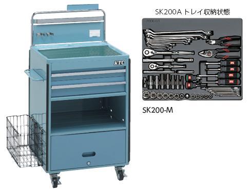 Bộ ESCO EA612SB-18, KTC SK200A, bộ dụng cụ 77 chi tiết,