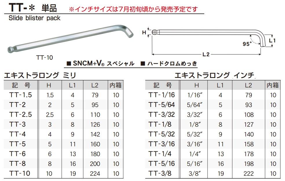 Lục giác ngắn, khe hẹp, không gian hẹp, dòng TTS-9