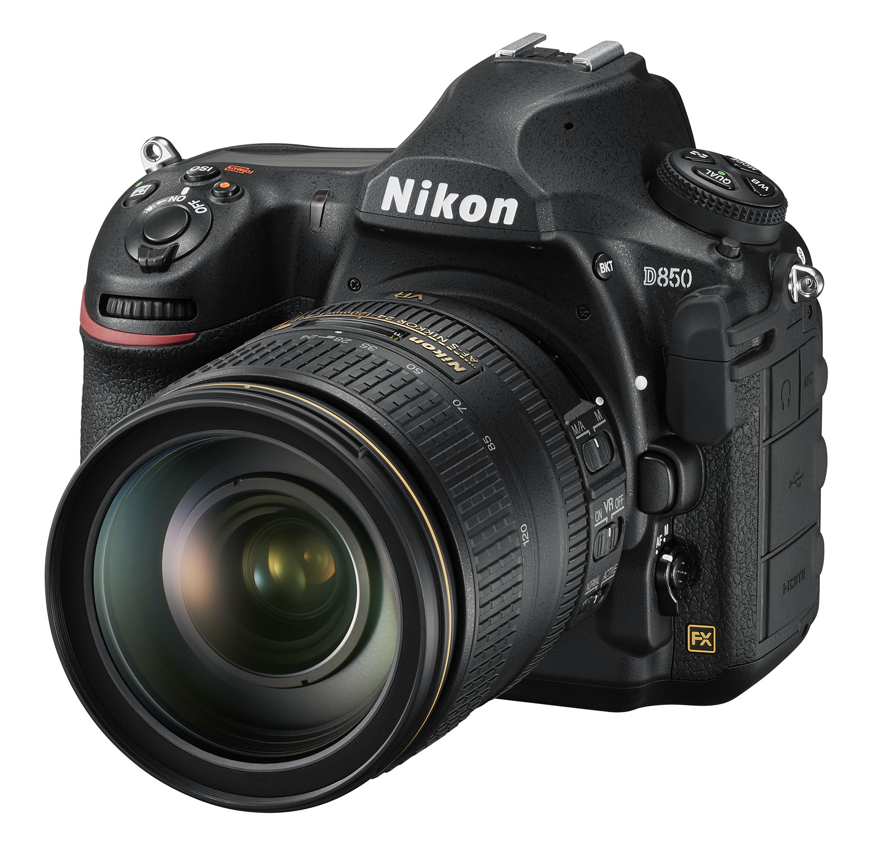 Nikon D850 Kit 24-120mm VR (VIC-VN)