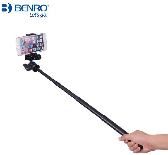 Chân máy ảnh Benro IS05 tự sướng