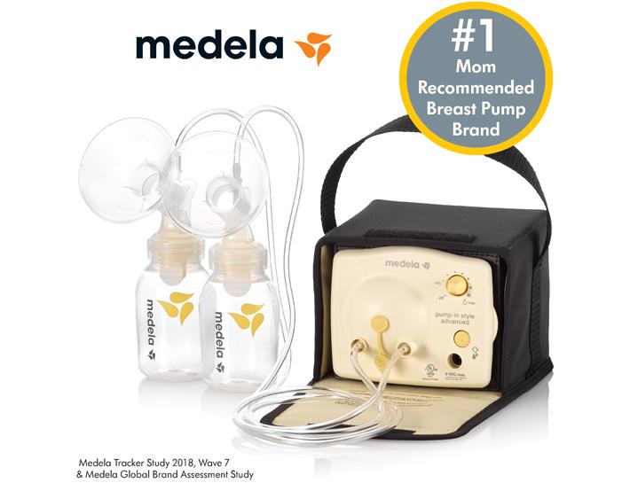Máy hút sữa Medela pump instyle advance (bản rút gọn phiên bản 2018-2019)