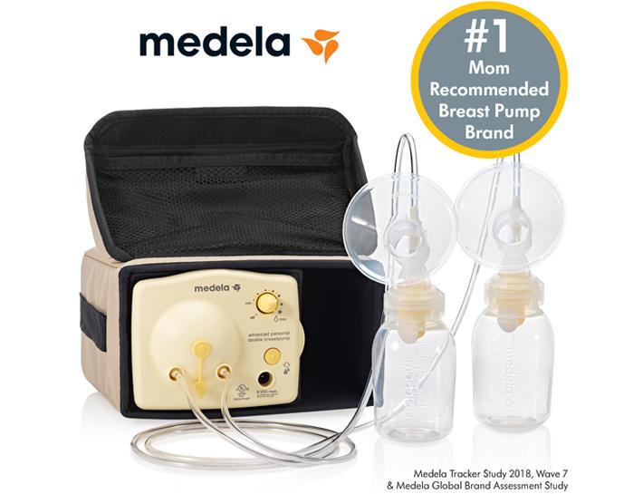 Máy hút sữa Medela pump personal advance ( box xám 2018,2019)