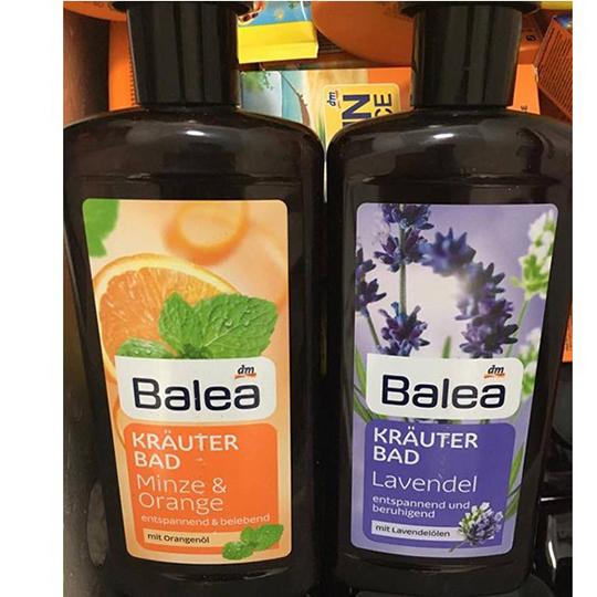 Tinh dầu tắm Balea
