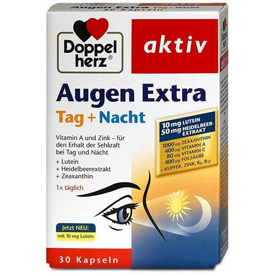 Thuốc bổ mắt Doppel Herz - Augen Extra