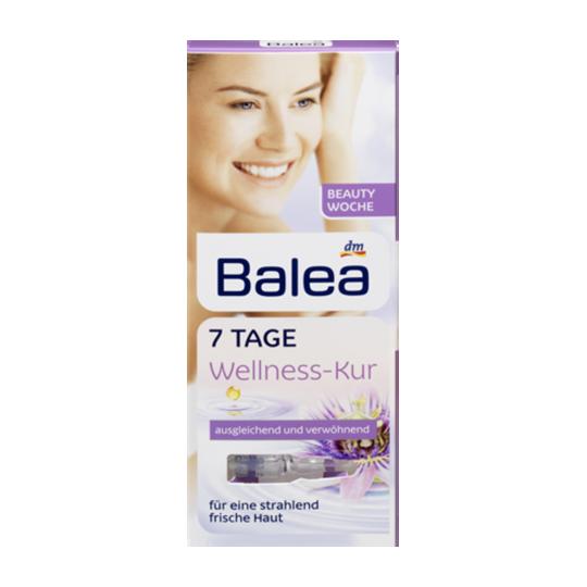 Huyết thanh liệu trình 7 ngày Balea