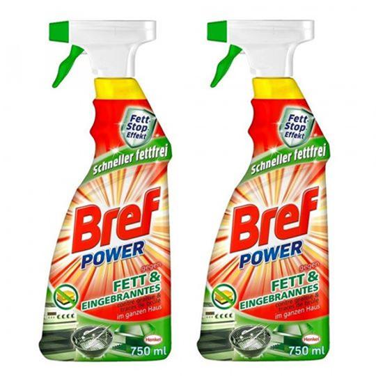 Tẩy rửa đa năng Bref Power
