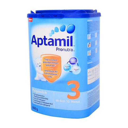 Sữa Aptamil Pronutra