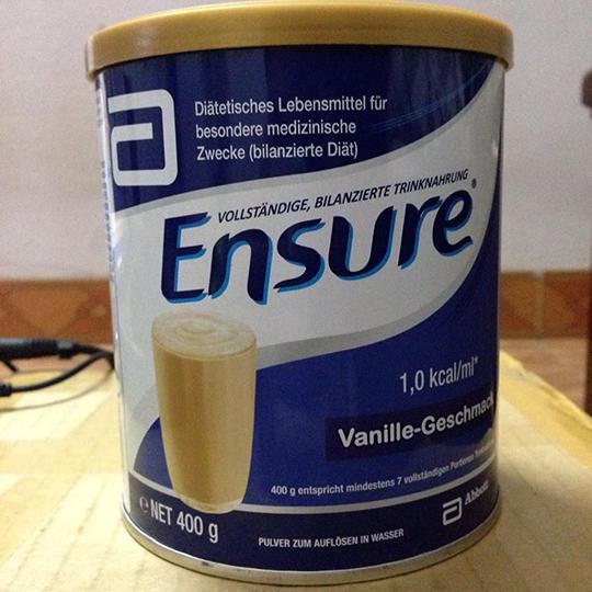 Sữa Ensure 400g