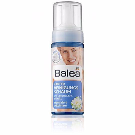 Sữa rửa mặt tạo bọt Balea