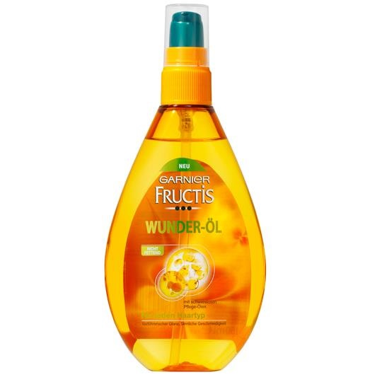 Dầu dưỡng tóc Garnier Fructis