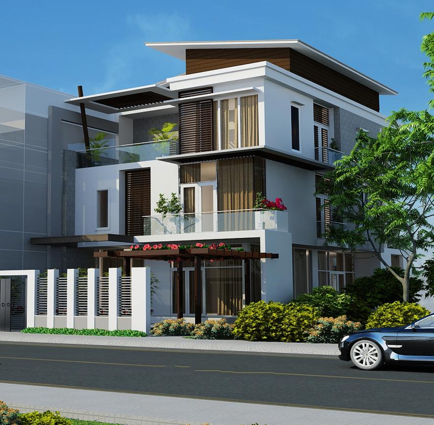 thiết kế thi công nội thất Biệt thự phố Lào Cai