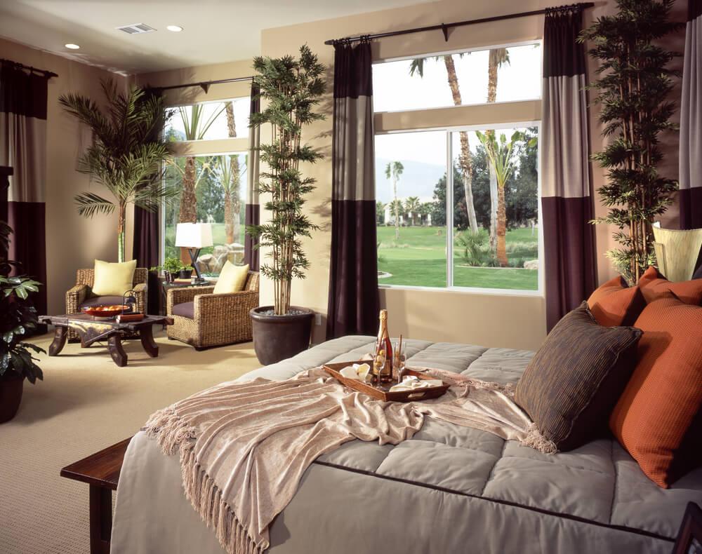 Thiết kế thi công nội thất phòng ngủ biệt thự