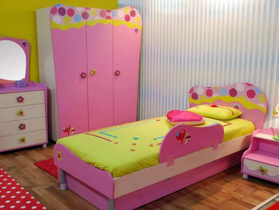 thiết kế nội thất phòng ngủ trẻ em tại lào cai