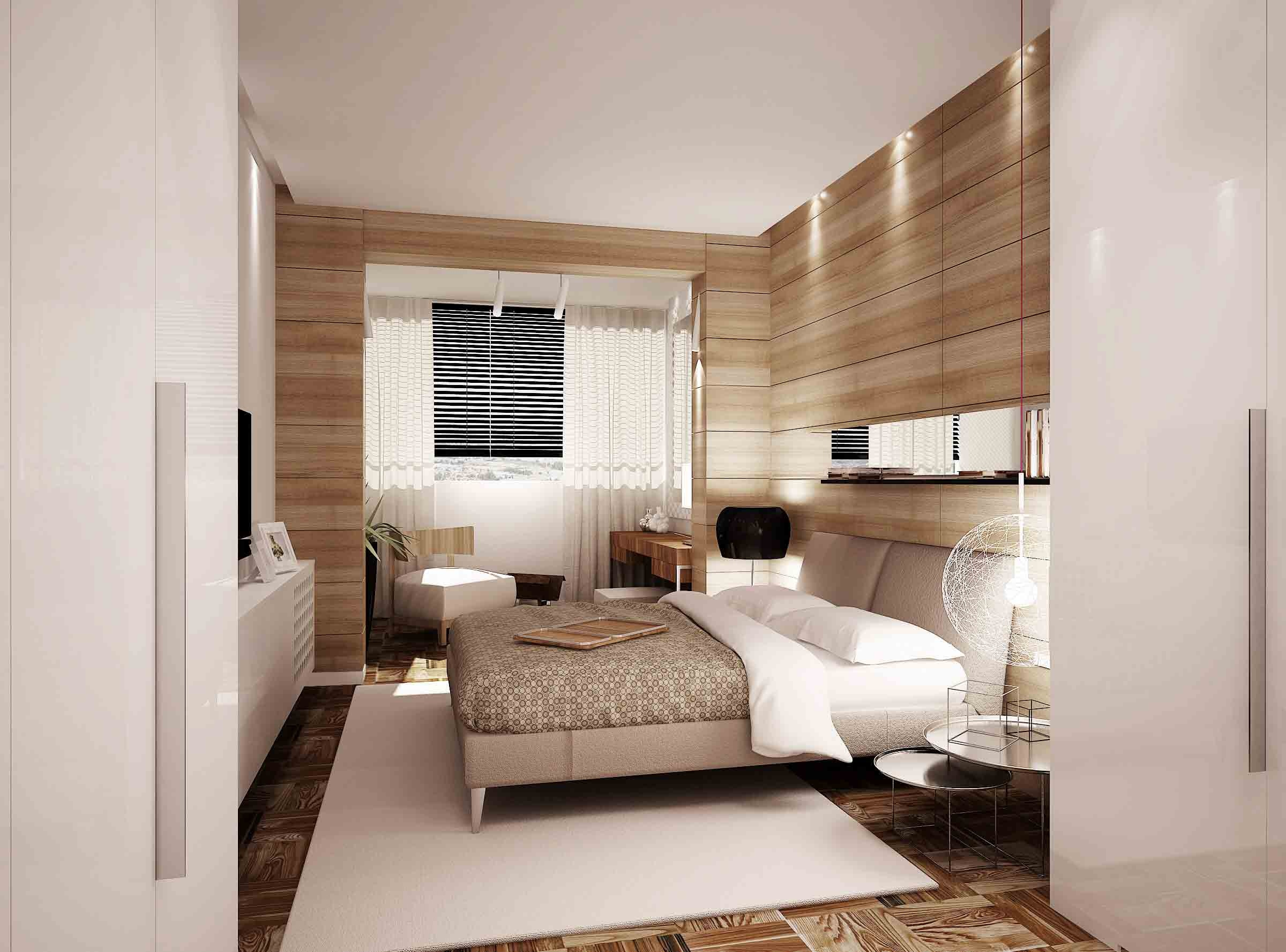 thiết kế nội thất phòng ngủ lào cai