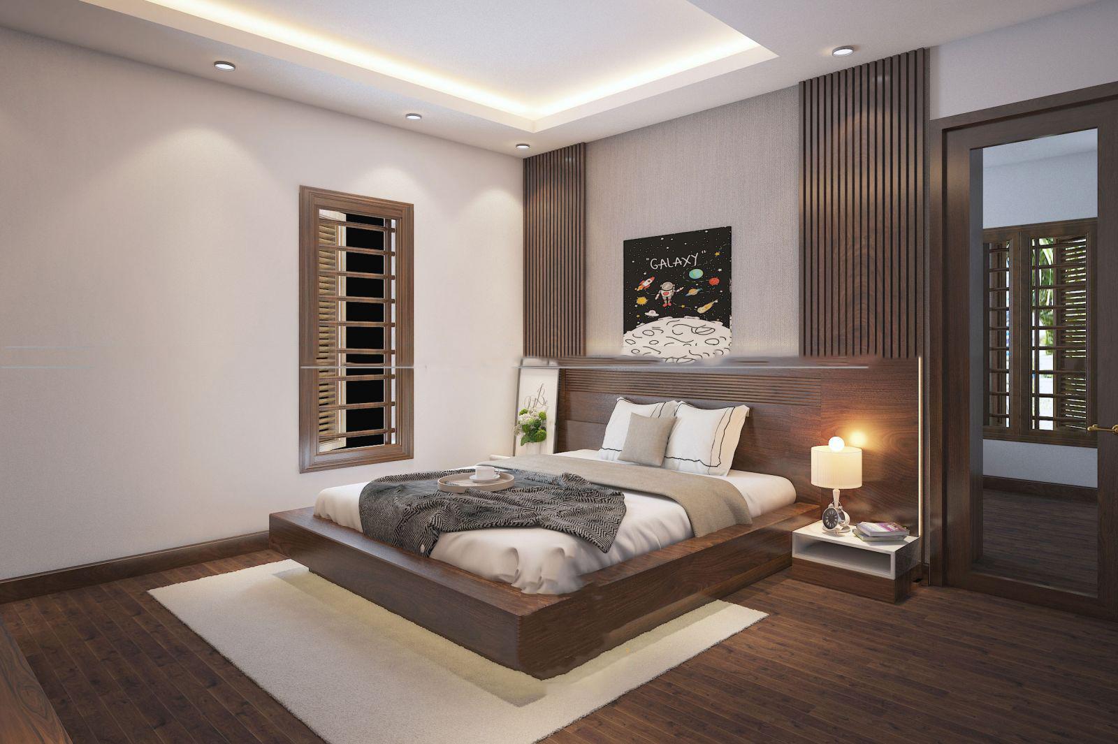 Nội thất phòng ngủ hiện đại tại Lào Cai Sapa