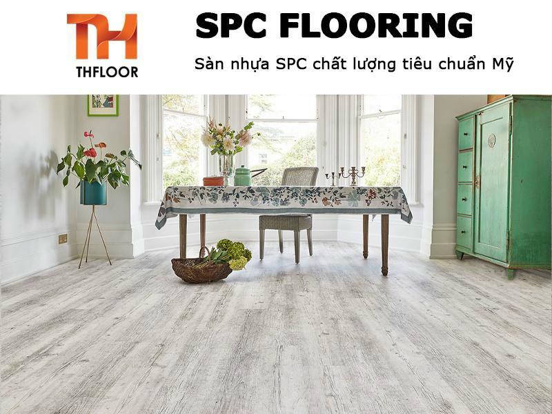 Sàn gỗ công nghiệp TH Floor