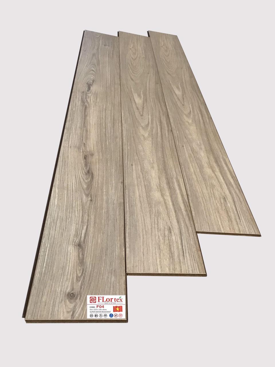 Sàn gỗ flotex  8mm