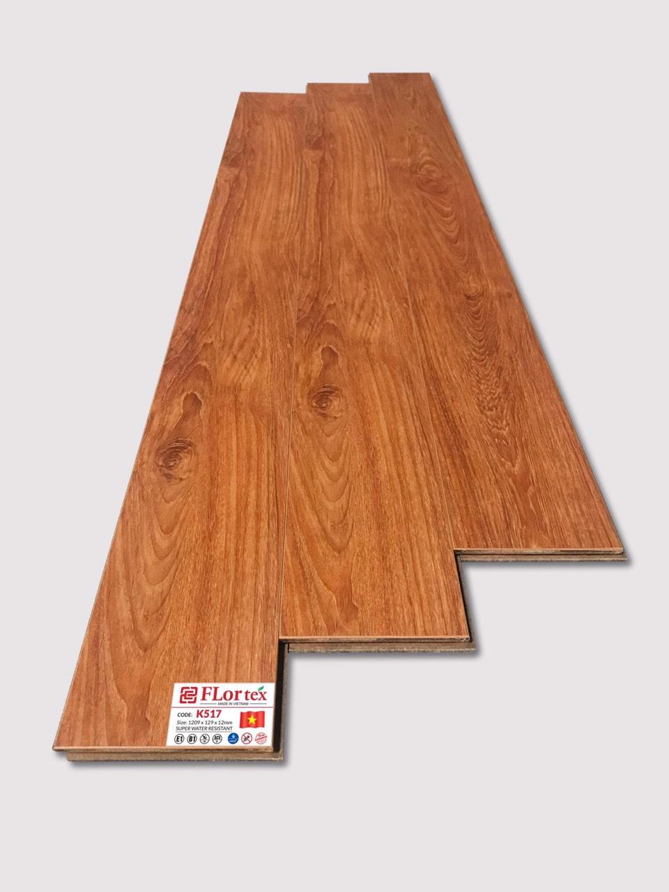 Sàn flotex 12mm