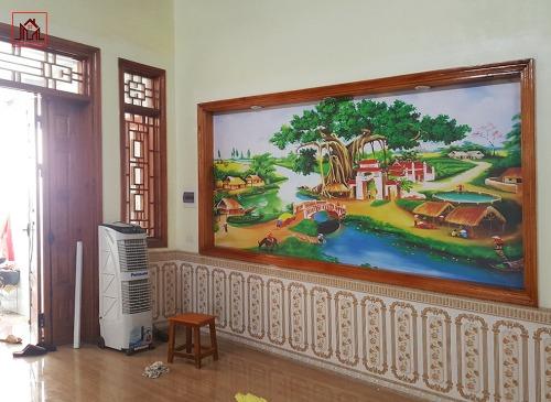 tranh-dan-tuong-gia-re-lao-cai