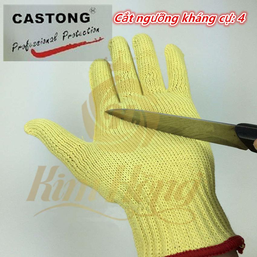 GĂNG TAY CHỐNG CẮT (CASTONG) KBQ7-60