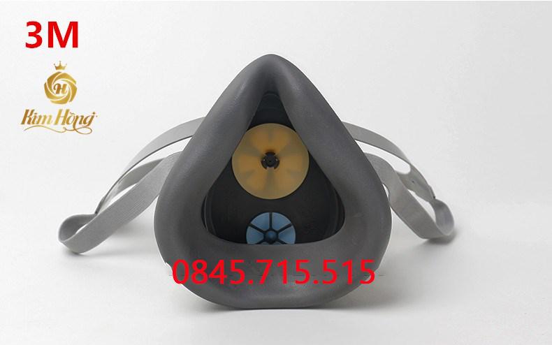 MẶT NẠ LỌC ĐỘC 3M 3100/3200