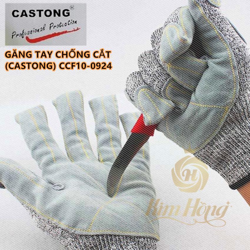 GĂNG TAY  CHỐNG CẮT (CASTONG) CCF10-0924