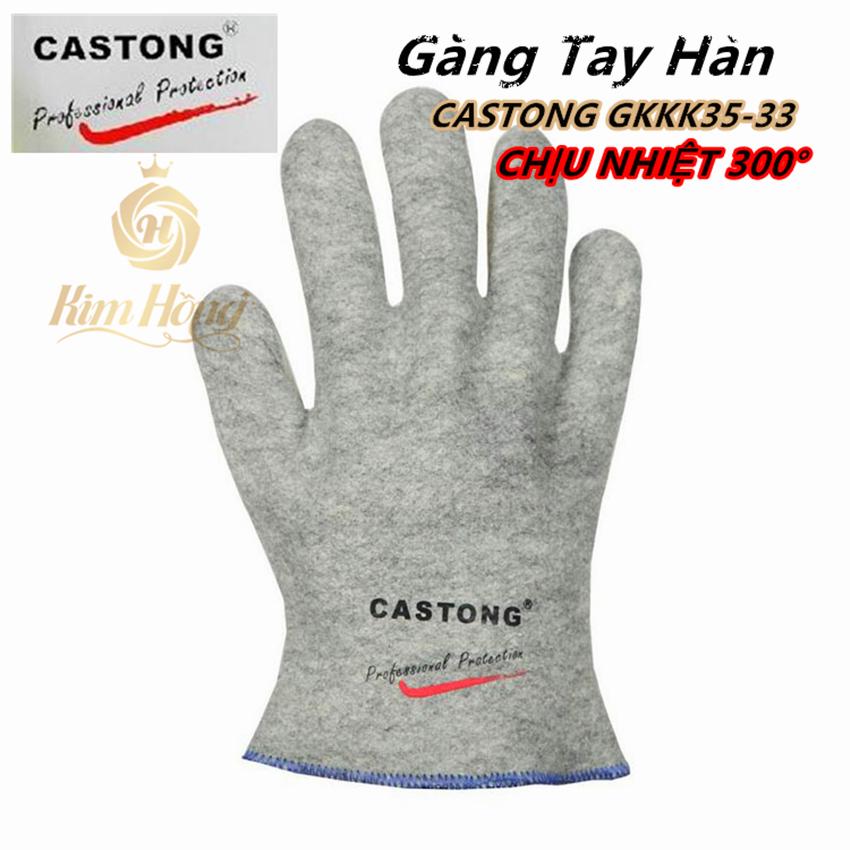 GĂNG TAY CHỊU NHIỆT CASTONG GKKK35-26(300℃)
