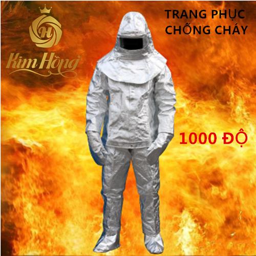 TRANG PHỤC CHỐNG CHÁY 1000 ĐỘ
