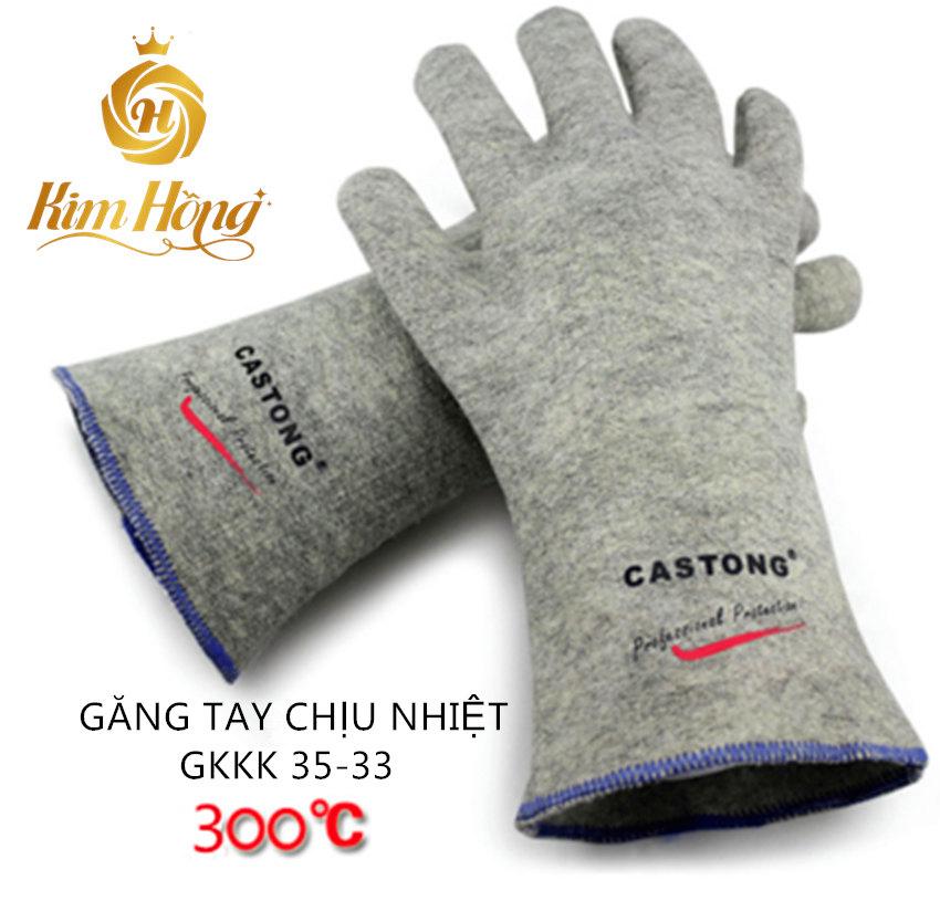 GĂNG TAY CHỊU NHIỆT CASTONG GKKK35-33 (300°)