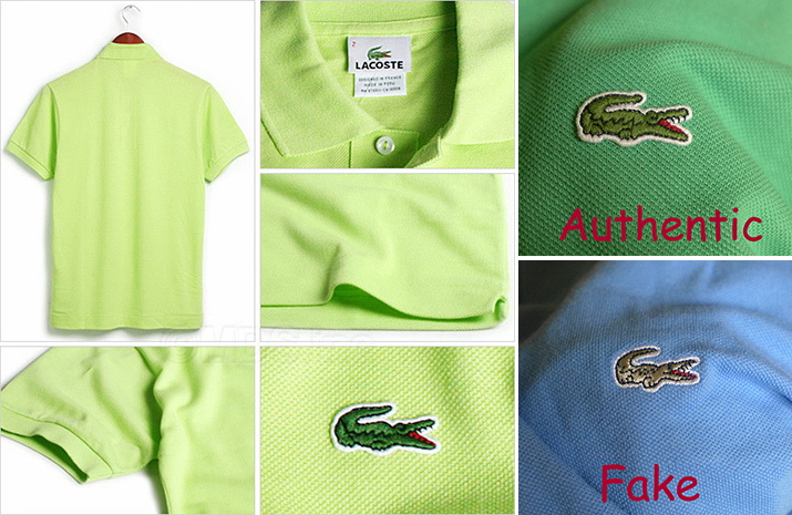 Cách nhận biết quần áo hàng hiệu nhanh chóng và chuẩn xác