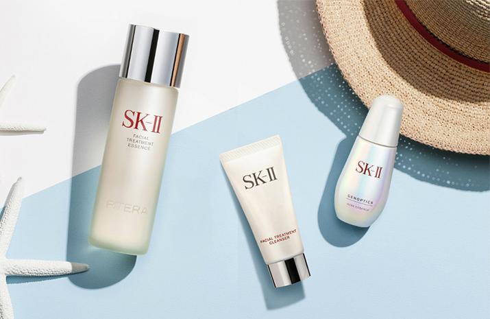 SK II - Dòng sản phẩm chăm sóc da chống lão hóa số 1 Nhật Bản