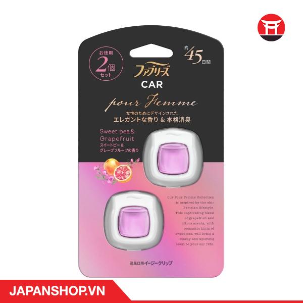 Nước hoa thơm Oto - 90 ngày JAPANSHOP.VN