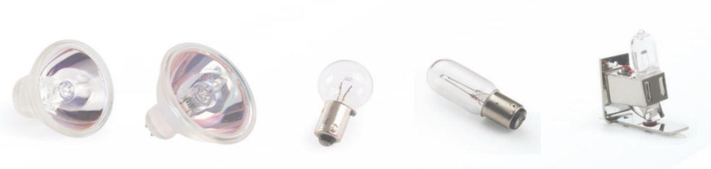 Bóng đèn cho kính sinh hiển vi