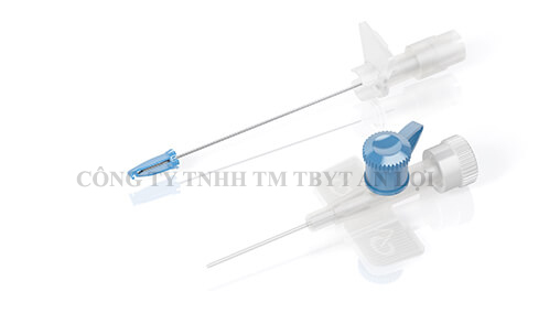 Clip Ported Safety I.V. Catheter