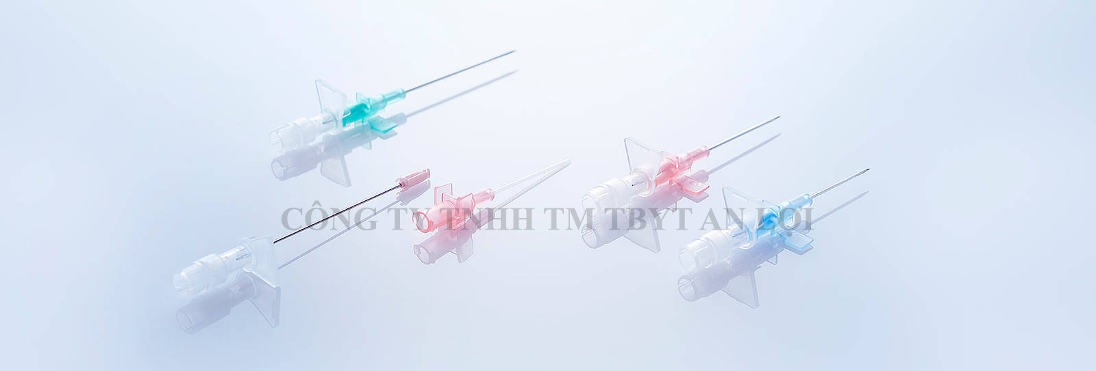Clip Winged Safety I.V. Catheter