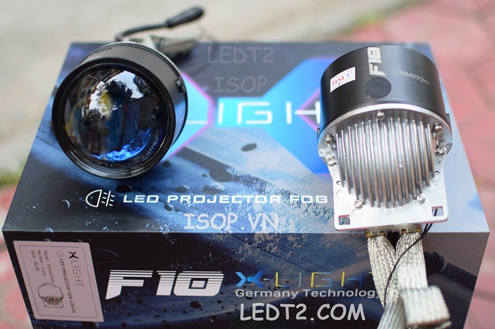Bi Gầm LED X Light F10
